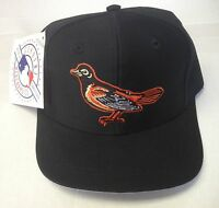 NWT MLB Baltimore Orioles  Vintage Toddlers Snapback Black Cap Hat NEW!