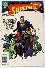 """THE ADVENTURES OF SUPERMAN"" Issue # 621 (Dec, 2003) (DC Comics)"