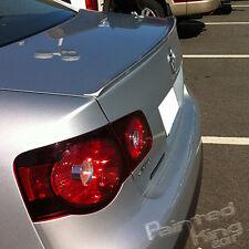 Volkswagen VW Jetta MK5 4DR Boot Trunk Lip Spoiler 05 08 10 Painted LA7W Silver