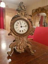 Ancienne horloge style Louis XV époque début XX ème s