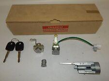 New OEM 2012-2016 Isuzu D-Max Key Cylinder Set Auto Lock Glove Box 8-98103-089-0