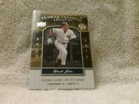 2008 UPPER DECK YANKEE STADIUM LEGACY COLLECTION #6680 DEREK JETER NM-MT