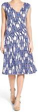 Nic + Zoe Symphony Faux Wrap Dress Size Petite Large