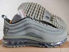 NIKE AIR MAX 97 2013 QS CLASSIC OLIVE-BLACK SZ 9.5 TRACK AND FIELD [582918-300]