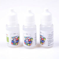 10ML Square Cub Cube Lisse Lubricant Huile de lubrifiants de silicone 9hk