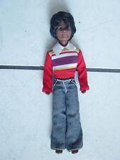 Familie Sonnenschein-Sunshine Family-Puppe --70  er Jahre PAPA (dunkelhäutig)