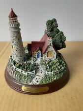 Thomas Kinkade - Seaside Memories Lighted Lighthouse - Light of Peace