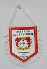 BAYERN 04 LEVERKUSEN ALLEMAGNE FOOTBALL Fanion tissu 10x8 cm neuf