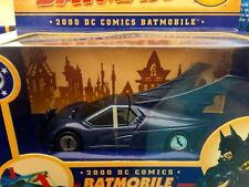 CORGY TOYS BATMOBILE ANNI 2000 MINT IN BOX