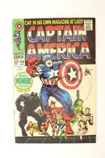 Captain America # 100 - HIGH GRADE - Caps Flashback! MARVEL Comics