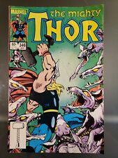Thor #346 (Aug 1984, Marvel)
