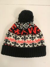 "OLD NAVY ""Awesome"" Hat Warm Ski Winter Style Unisex 53495808316"