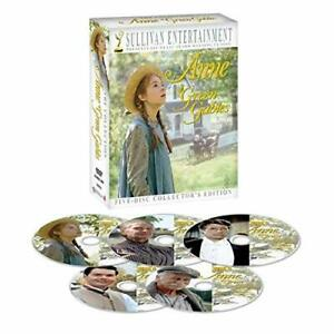 Anne of Green Gables Trilogy Season 1-3 Complete Collectors Series DVD Box Set