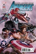 Avengers #8 Comic Book 2017 - Marvel