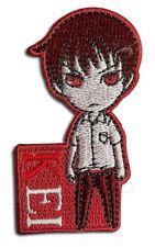 Ajin Kei Sd full body red iron on patch brand new