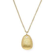 Collar Lotus Style LS1447/1/1 Acero Dorado Complementos de Mujer Joyería de Moda