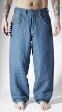Levis Red A-Lined BAGGED Tapered Dropped Crotch Cinch Back Jeans W35 £580 New
