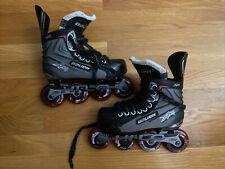 Bauer Vapor Xr1 inline Roller hockey skates Youth Kids Size 4