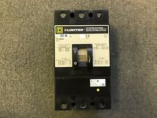 SQUARE D CIRCUIT BREAKER 30 AMP 600V 3 POLE FIL36030