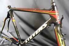 2011 Stevens Team Cyclocross Frameset Carbon Fiber Frame Fork Headset Size: 56cm