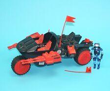 1986 GI JOE COBRA STUN & MOTOR-VIPER v1 100% COMPLETE - HASBRO