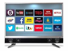 Cello P32ANSMT 32-inch Platinum Android Smart Freeview T2 HD LED TV and Built in
