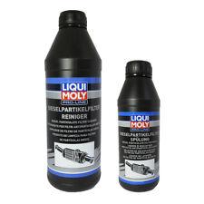 Liqui Moly DPF Reiniger Dieselpartikelfilter 1000 ml + 500 ml Spülung 5169 5171