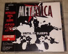 Metallica: Japan Import (Until It Sleeps) 1996 unreleased tracks complete