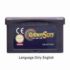 GBA GOLDEN SUN THE LOST AGE EURO VERSION GAME BOY ADVANCE