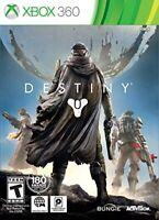 Destiny - Activision - 2014 Shooter - (Teen) - Microsoft Xbox 360
