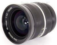ZOOM-Nikkor 28-45mm 1:4.5 VERSATILE WIDE-ANGLE Nikon PRE-Ai Lens FILM & DIGITAL