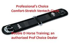 "Professional's Choice 34"" VenTECH COMFORT STRETCH Western Saddle CINCH Prof Pro"