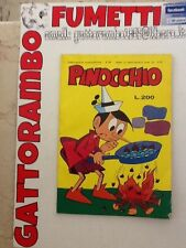 Pinocchio N.15 Anno 74 Edicola