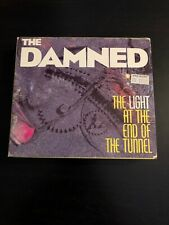 The Damned - The Light At The End Of The Tunnel 2 CD Box Set Punk Rock