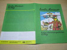 Original  LURCHIS  Abenteuer-Heft  69. Folge !!