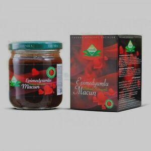 Epimedium APHRODISIAC Herbal macun libido enhancement for men and Women 240g