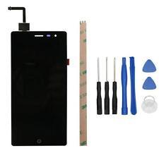 Pantalla completa lcd capacitiva tactil digitalizador para Elephone Trunk