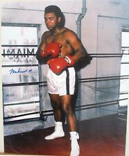 Muhammad Ali 8x10 Autographed Photograph Cassius Clay Boxing Champion Signed