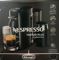 Coffee and Espresso Machine Bundle Nespresso by De'Longhi ENV150BMAE VertuoPlus