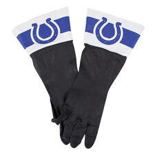 Indianapolis Colts NFL Latex Dish Garage Shop Gloves - One Size