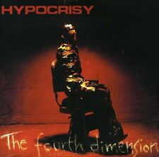 The Fourth Dimension by Hypocrisy (CD, May-2013, DID)