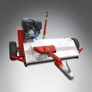 GIEMME MACHINERY Mulcher mit Motor für Geländefahrzeuge und Quads ATV 120 15 PS