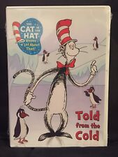 NEW Dr. Seuss The Cat in the Hat Knows a Lot About That: Told from the Cold(DVD)