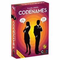 Codenames Card Game - Brand New & Sealed - English Version