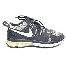 Nike Air Max Men's Athletic Shoe Size 10 TR1 180 Amp Black 723973-016