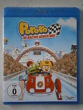 """Bluray """"Pororo The Racing Adventure"""" - NEU!"""