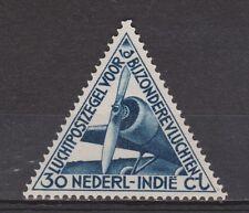 Nederlands Indie Indonesie 18 MLH Netherlands Indies luchtpost airmail 1933