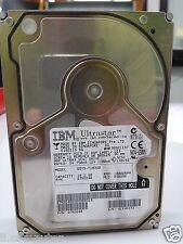 IBM HDD 18.2GB SCSI ULTRASTAR DDYS-T18350 07N3240