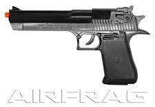 Officially LIcensed Desert Eagle .44 Magnum Spring Airsoft Pistol 175 FPS Black