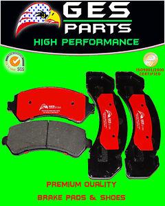 Front Brake Pads Fits 1994-2005 P30 Workhorse Truck Van C3500 Pickup D184